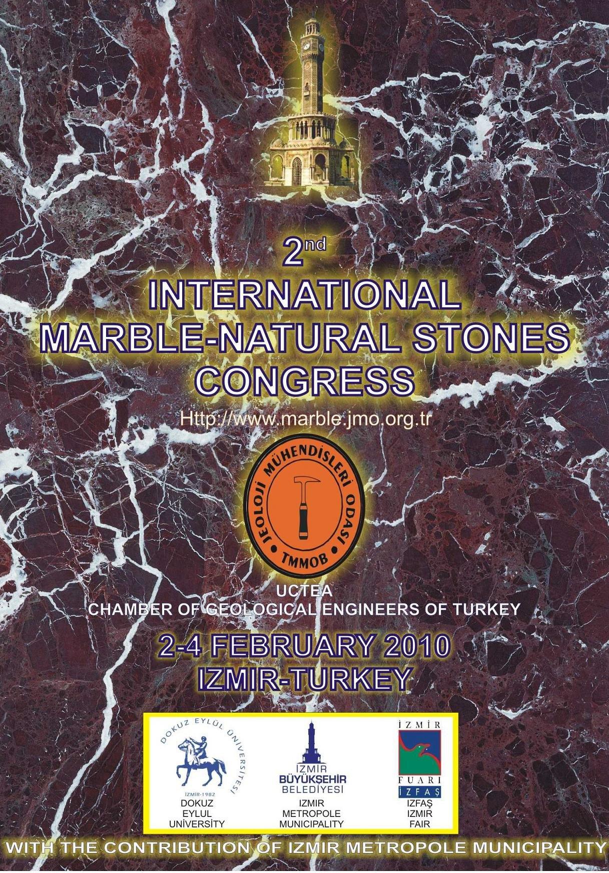 INTERNATIONAL MARBLE CONGRESS