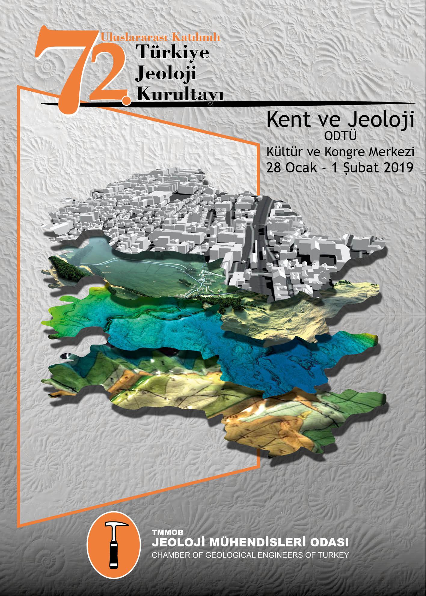 72. Türkiye Jeoloji Kurultayý