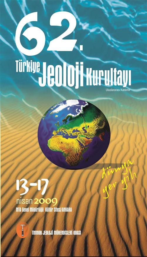 62. Türkiye Jeoloji Kurultayý