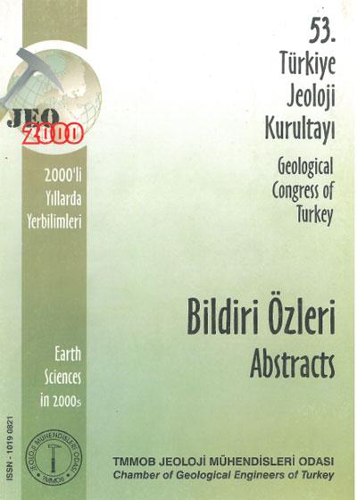 53. Türkiye Jeoloji Kurultayý