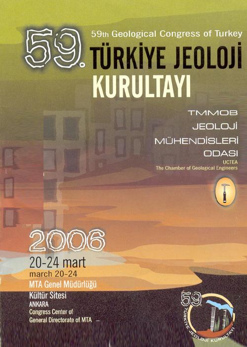 59. Türkiye Jeoloji Kurultayý