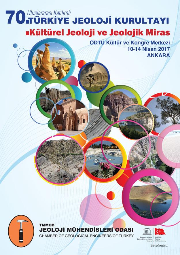 70. Türkiye Jeoloji Kurultayý