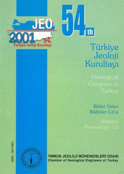 54. Türkiye Jeoloji Kurultayý