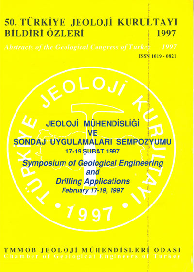 50. Türkiye Jeoloji Kurultayý