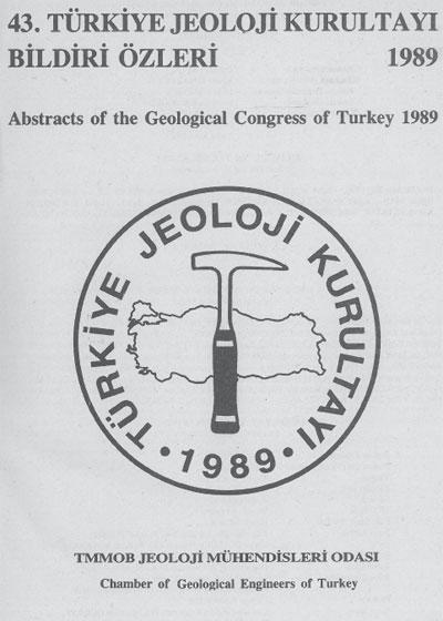 43. Türkiye Jeoloji Kurultayý