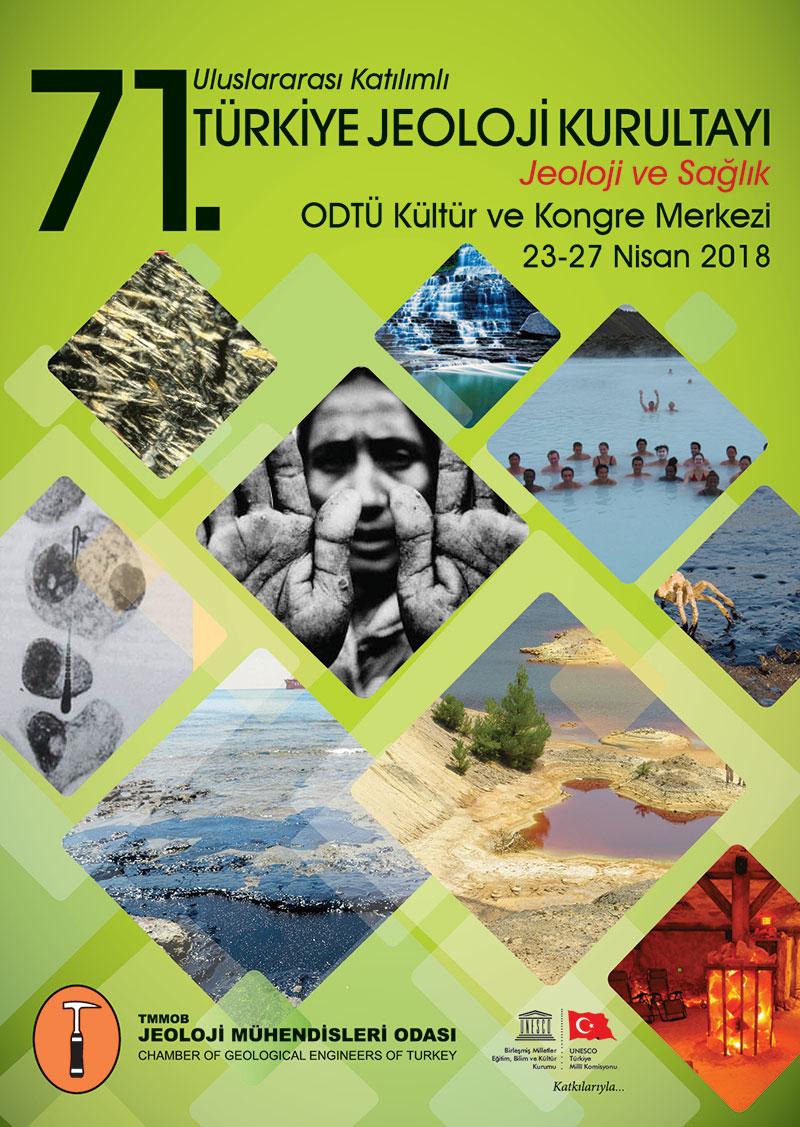 71. Türkiye Jeoloji Kurultayý