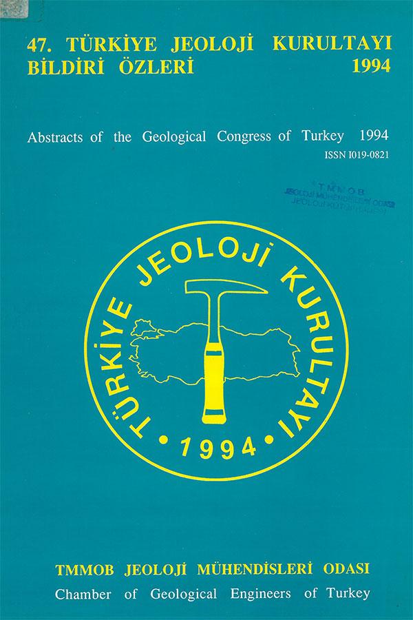 47. Türkiye Jeoloji Kurultayý