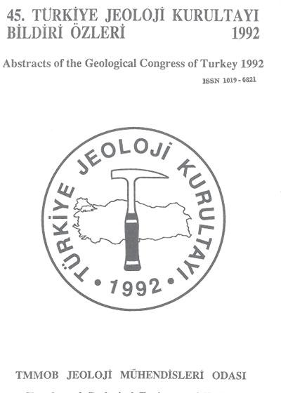 45. Türkiye Jeoloji Kurultayý