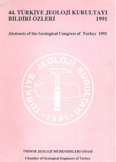 44. Türkiye Jeoloji Kurultayý
